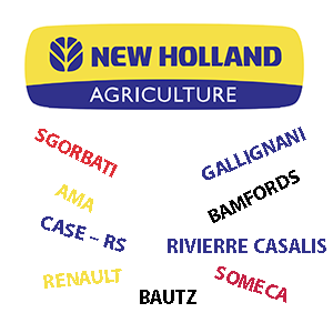 New holland - Riviera - Sgorbati - Galigani